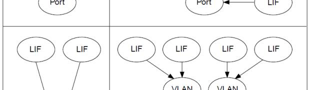 Logical Interface - LIFs